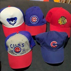Accessories - Chicago cubs / hawks bundle